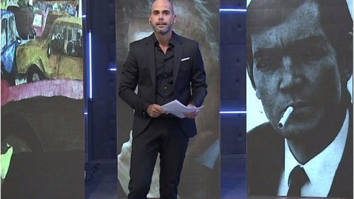 Julián Guarino en C5N