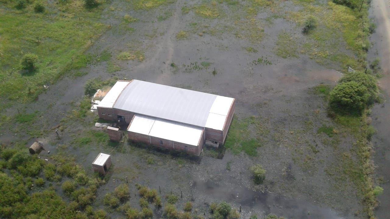 Fuertes inundaciones en el Litoral