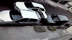 Intentó robar un auto con su hijo de 10 años en Quilmes