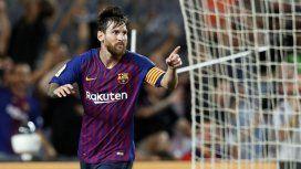 El video que compartió Lionel Messi por el Día Internacional de la Mujer