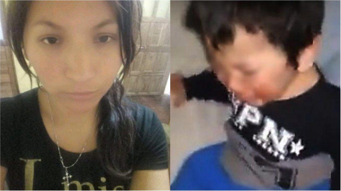 Lo hice para llamar la atención de mi marido: detuvieron a la mujer que se grabó pegándole al hijo de 3 años