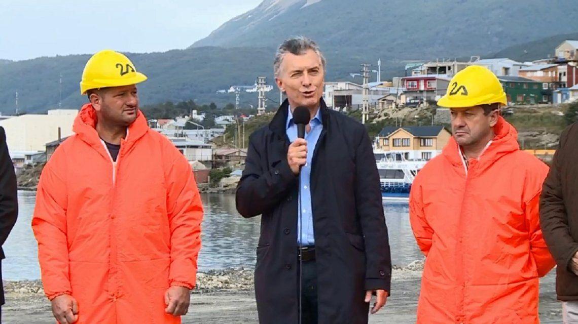 Después de más de tres semanas de vacaciones, Macri retomó su agenda: A trabajar mucho