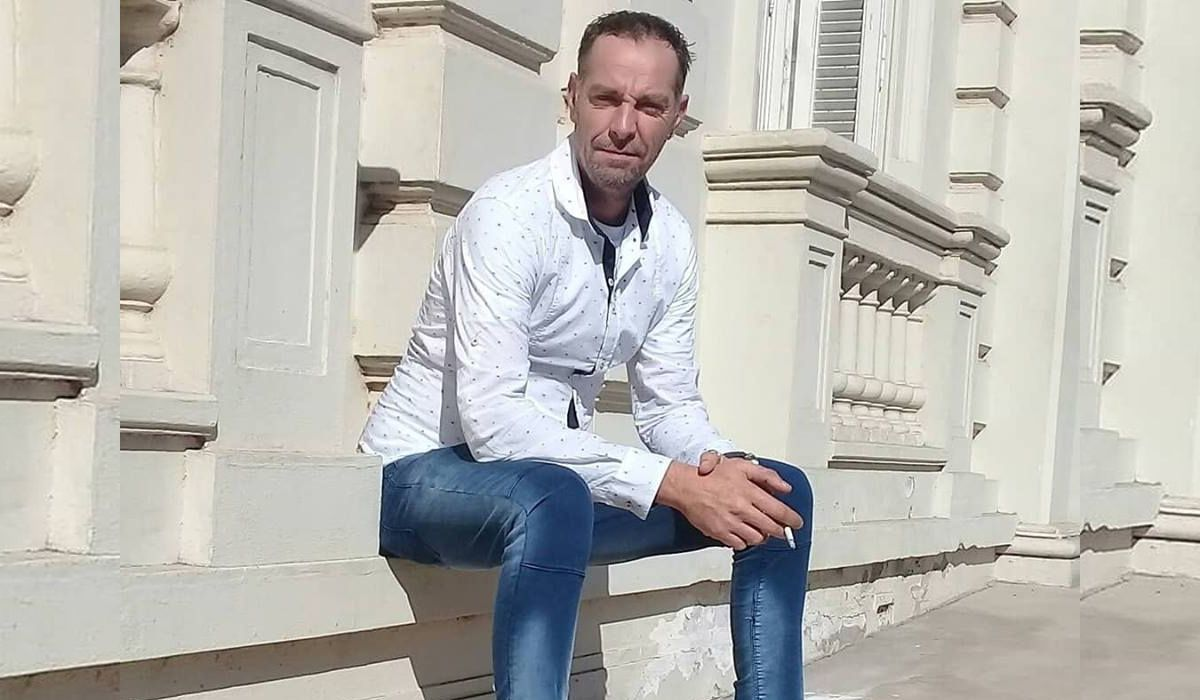 Comprometido: el extraño posteo del acusado de matar a Agustina en Esperanza