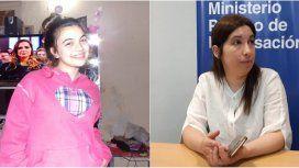 Agustina Imvinkelried y María Laura Urquiza