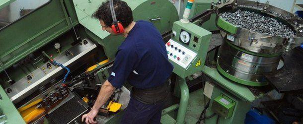 Taller industrial - Crédito: tallerbaigorria.com
