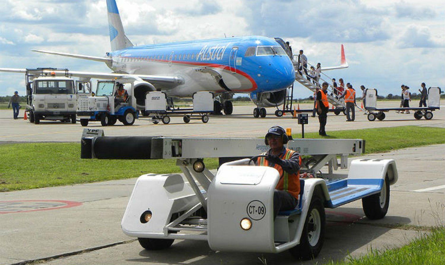 El Gobierno le quitó a Intercargo el monopolio de las rampas en los aeropuertos