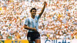 Murió el Tata Brown, campeón del Mundo con la Selección en México 86