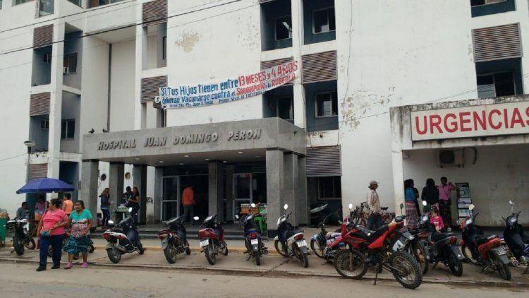 Murió una persona en el Hospital de Tartagal por Hantavirus