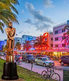 El Martín Fierro se mudaría a Miami