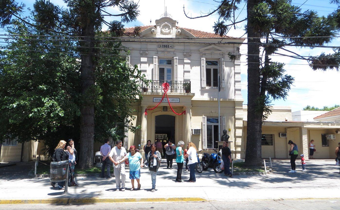 Hospital Interzonal General de Agudos Luisa Cravenna de Gandulfo