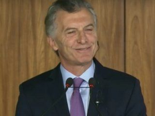 la frase de macri en portugues tras su primer encuentro con bolsonaro