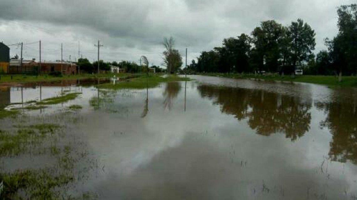 Ya son más de 3.500 las personas evacuadas por las inundaciones en Chaco, Entre Ríos y Corrientes