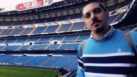 Mariano Campañó se fue a España por la crisis actual
