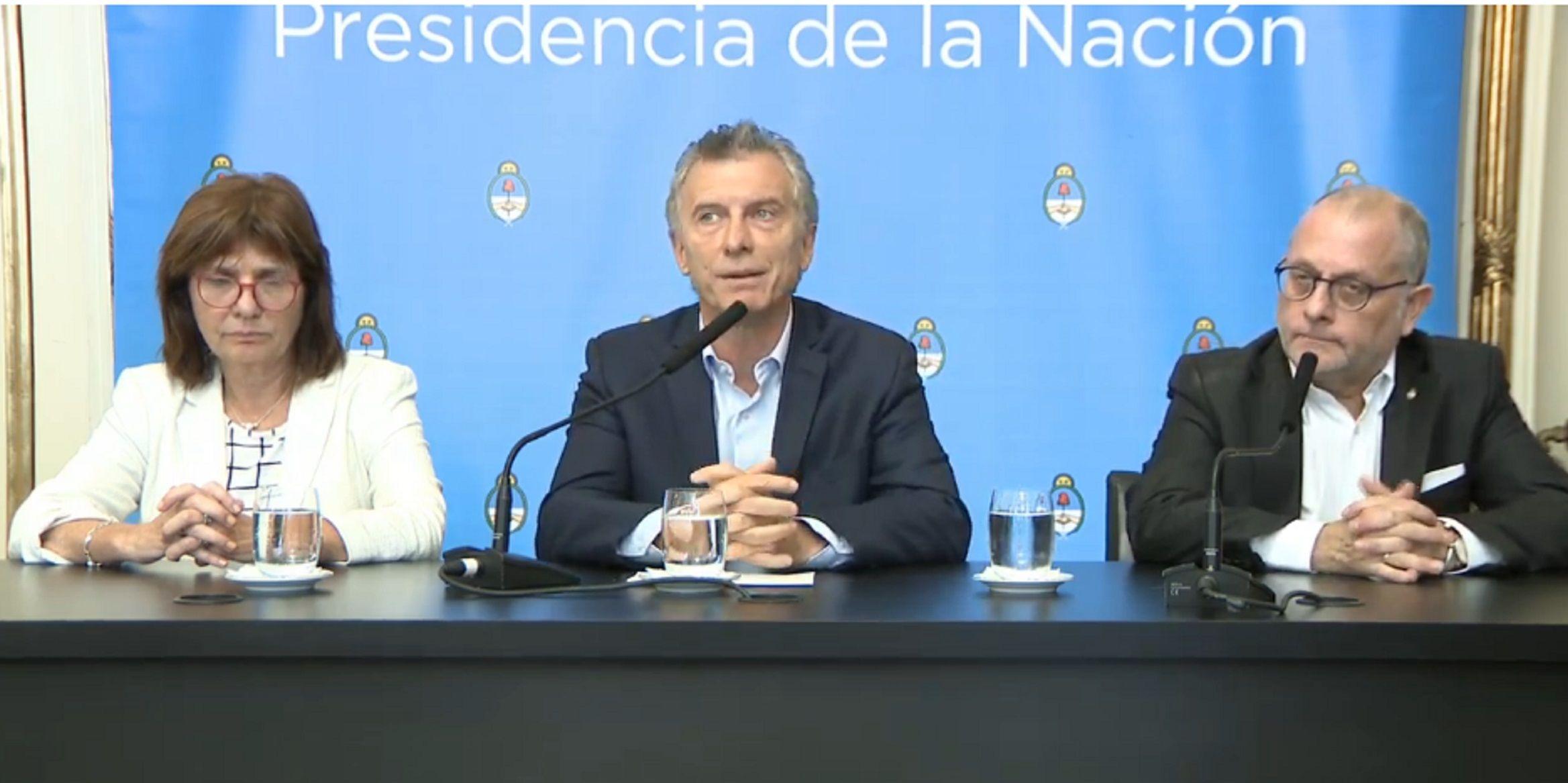 Macri calificó como positiva la reunión con Bolsonaro: Volvimos entusiasmados