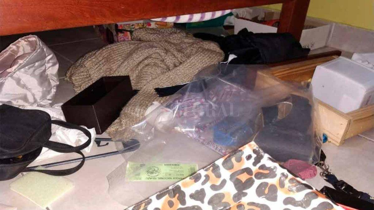 Ladrones entraron a su casa y se instalaron una semana para robarles
