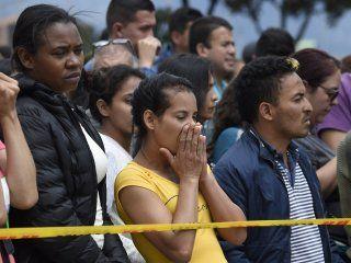 identificaron al autor del atentado que dejo 10 muertos en una escuela policial de bogota