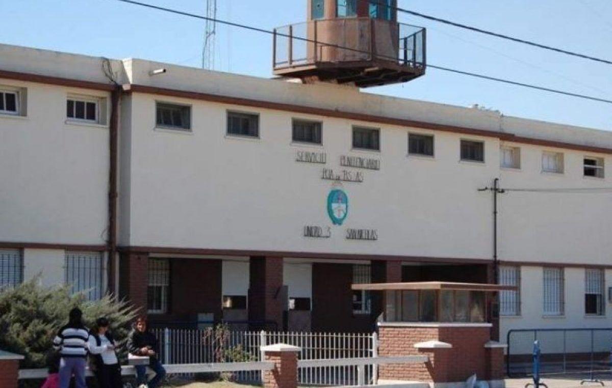 Motín y toma de rehenes en el penal de San Nicolás