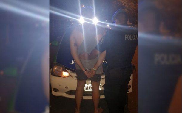 El hombre está detenido en Batan
