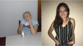 {alttext(Camila Rivadavia, El mejor #10YearChallenge del mundo: así Camila muestra el resultado de su lucha)}