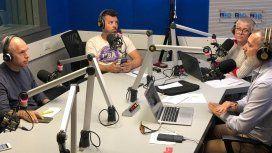 Horacio Rodríguez Larreta en Radio 10