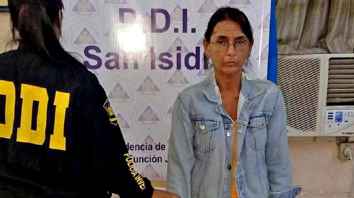 Detuvieron a la mujer más buscada del país, estaba prófuga desde 2005