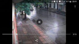 El video en el que se vio por última vez a Carla Soggiu