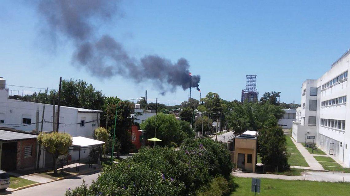 Un gigantesco apagón afectó a La Plata
