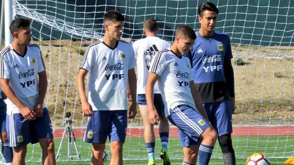 Argentina vs Paraguay por el Sudamericano Sub 20 de Chile: horario, formaciones y TV