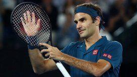 Tsitsipas eliminó a Federer en el Abierto de Australia