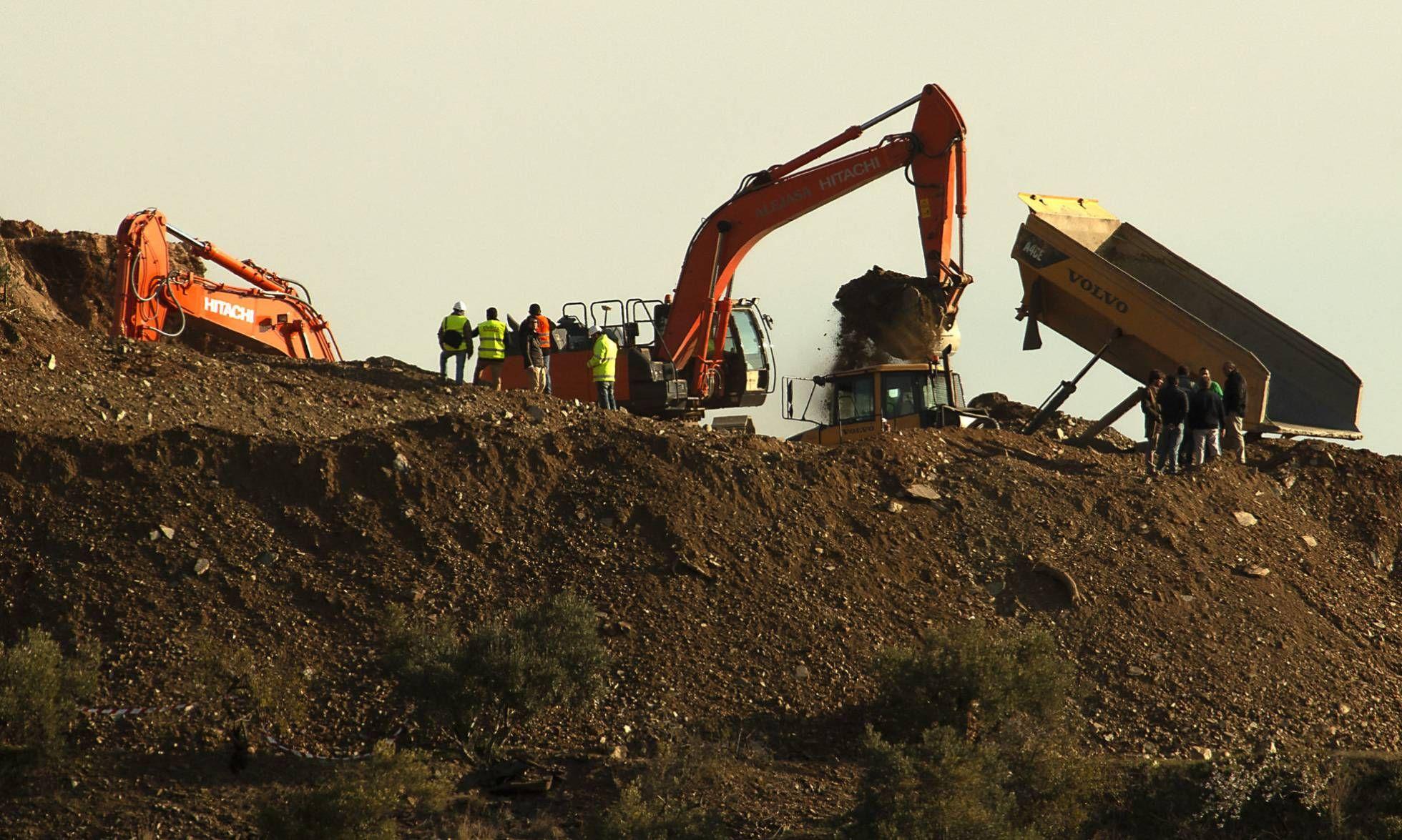 Recta final en el rescate de Julen, el nene que cayó a un pozo en España: creen que sigue con vida