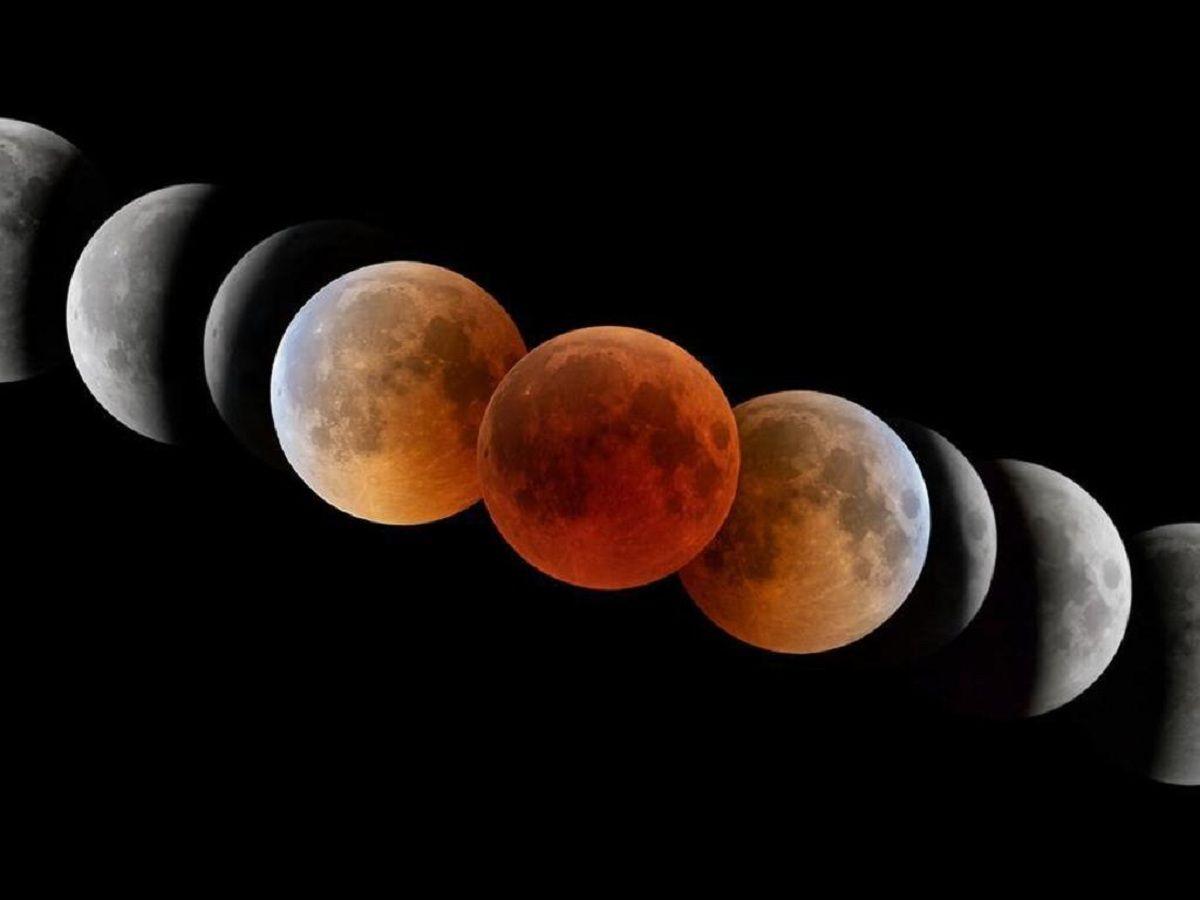 ¿Cómo va a afectar el eclipse y la Superluna roja en tus relaciones?