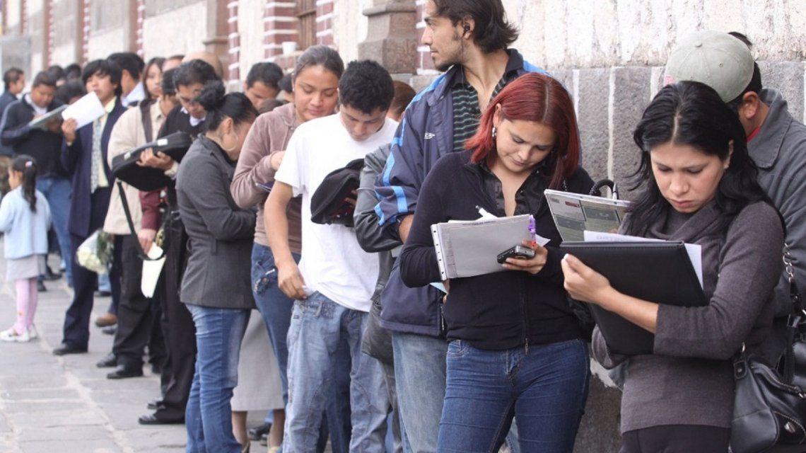 Anticipan que en 2019 el desempleo será el más alto de los últimos 15 años