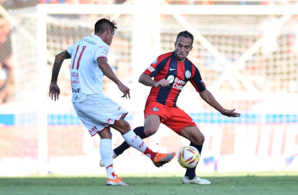 San Lorenzo vs Huracán - Crédito:@SanLorenzo