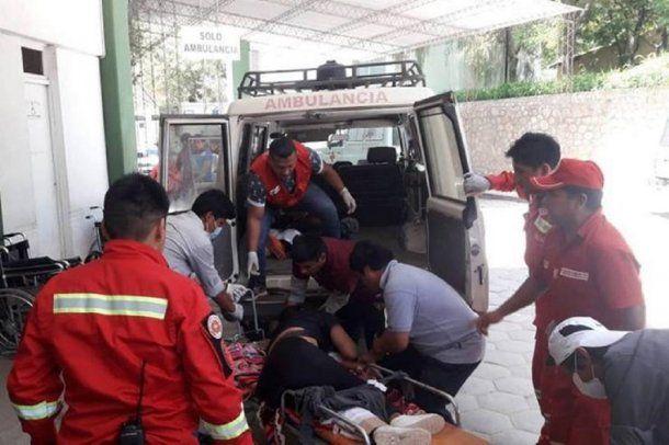Cuatro argentinos muertos en un accidente en Bolivia - Crédito: Crédito: Viral Bolivia Noticias