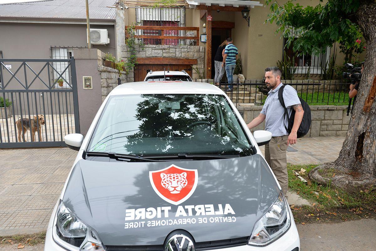 Botón antipánico y app para celulares: el sistema Alerta Tigre Global ya superó los 70 mil adheridos