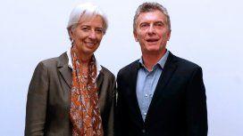 Lo peor llegó con el FMI