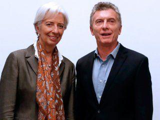 lo peor llego con el fmi