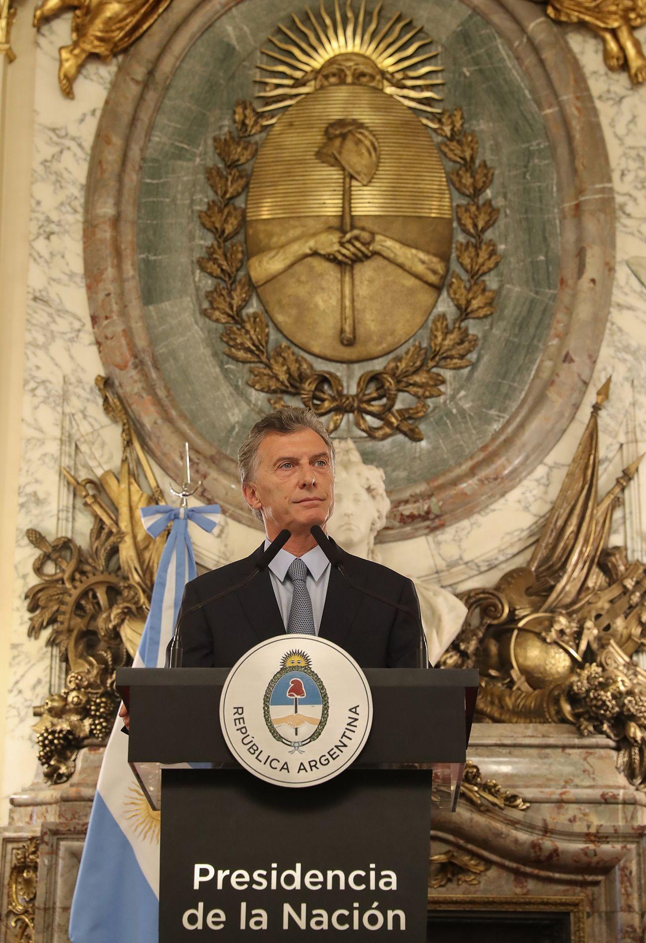 El decreto de Macri que ya genera polémica: viola la presunción de inocencia, según los expertos