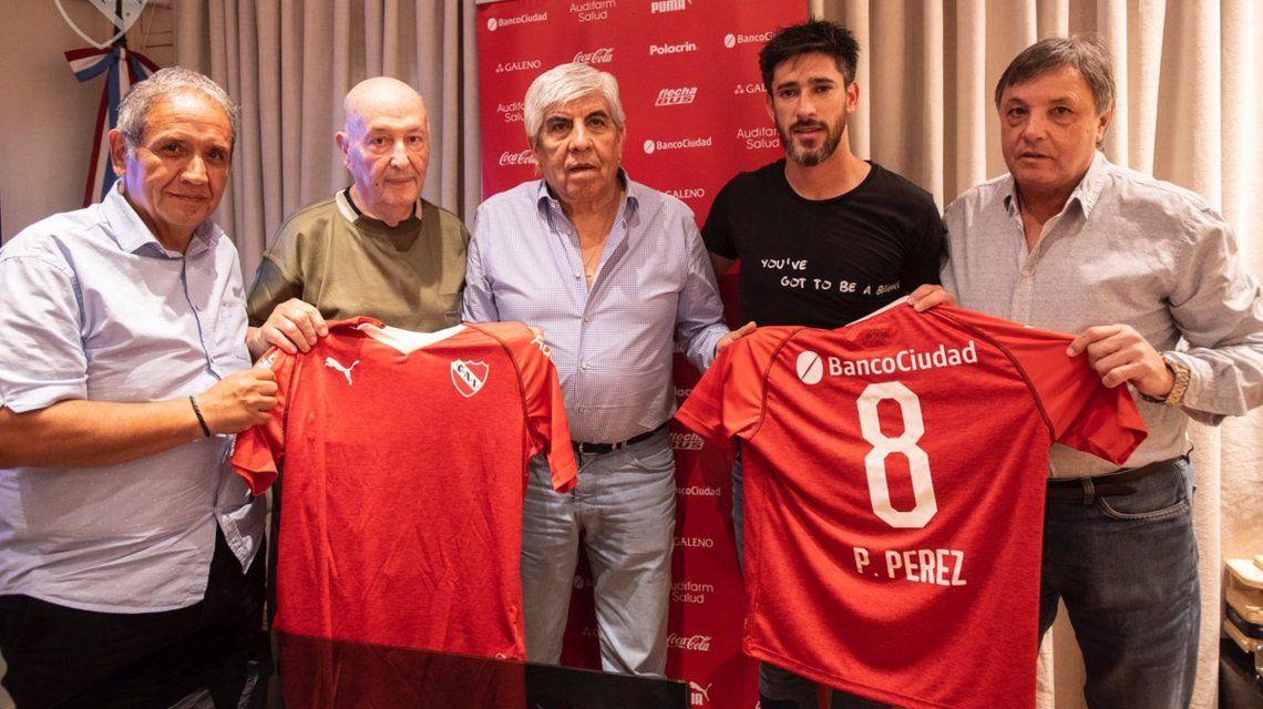 Foto: @Independiente
