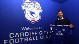 El Nantes le reclama al Cardiff City el pago del pase de Sala, cuyo cuerpo sigue sin aparecer