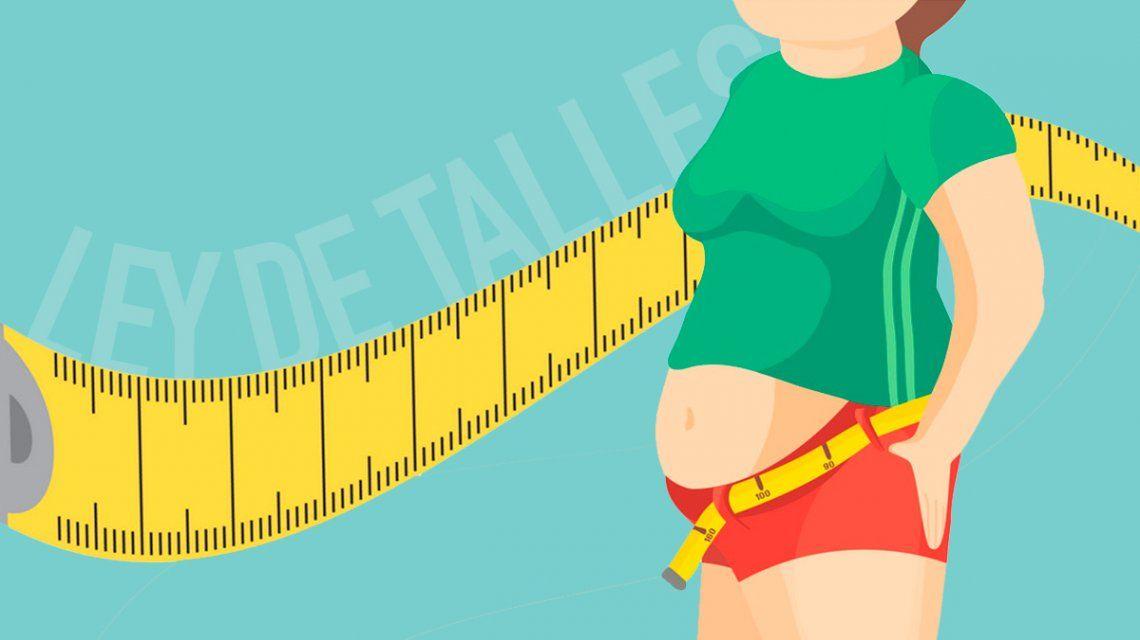 Casi el 70% de las personas no encuentra ropa de su talle en Argentina