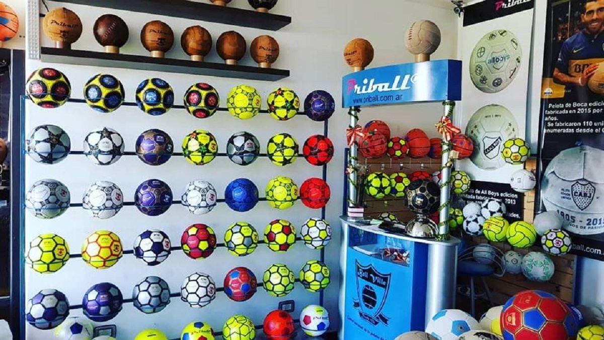 Tuvo que cerrar su fábrica de pelotas en Córdoba y está indignado: A Macri no lo voy a votar de nuevo