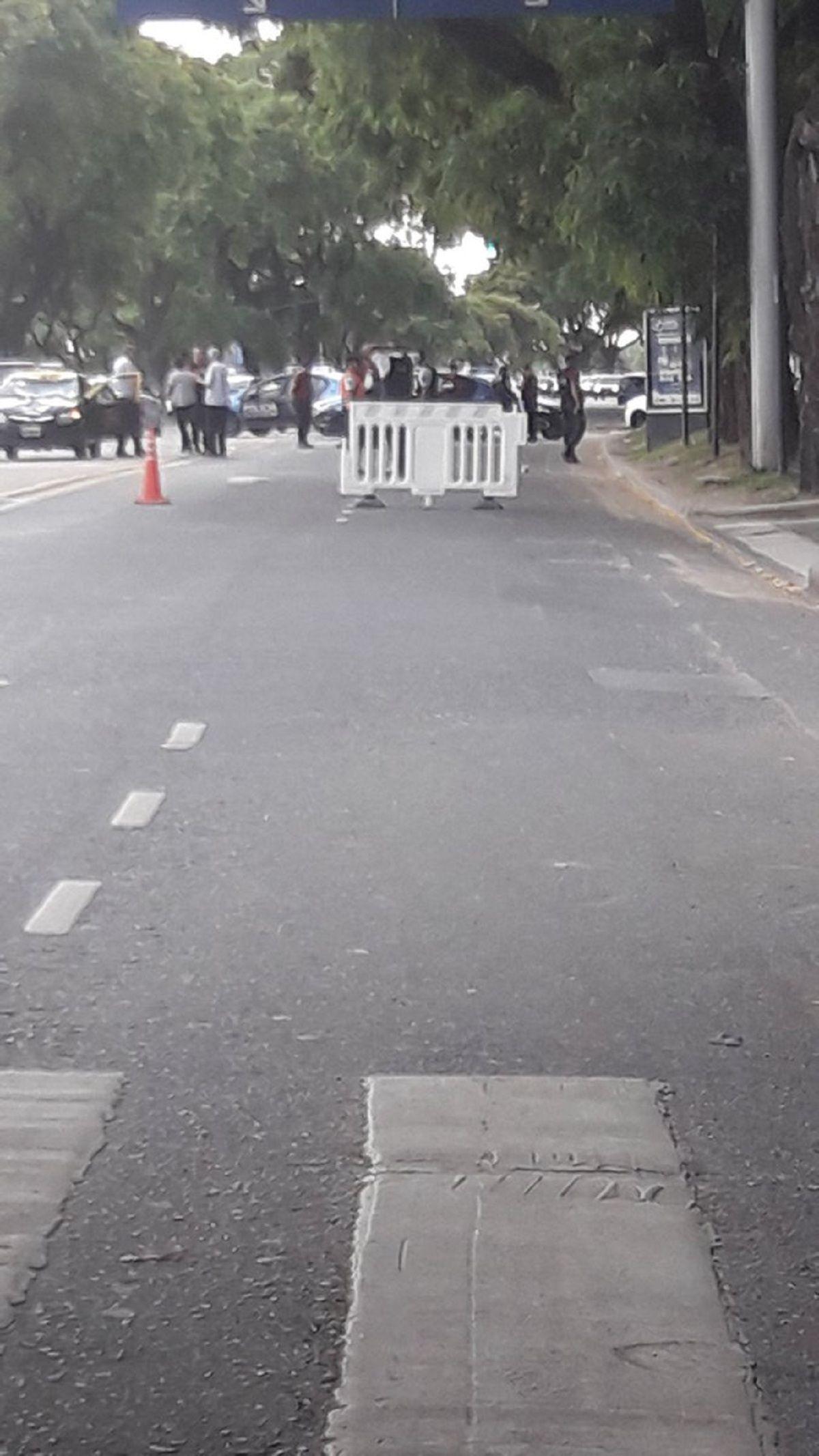 Un taxista atropelló y mató a una nena de 13 años frente a Aeroparque