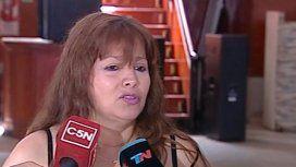 La hermana de Gissella no pierde las esperanzas: Seguimos buscando a una persona viva