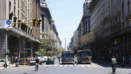 El fin de semana arranca con calor y buen clima en la Ciudad: ¿cuándo vuelven las lluvias?