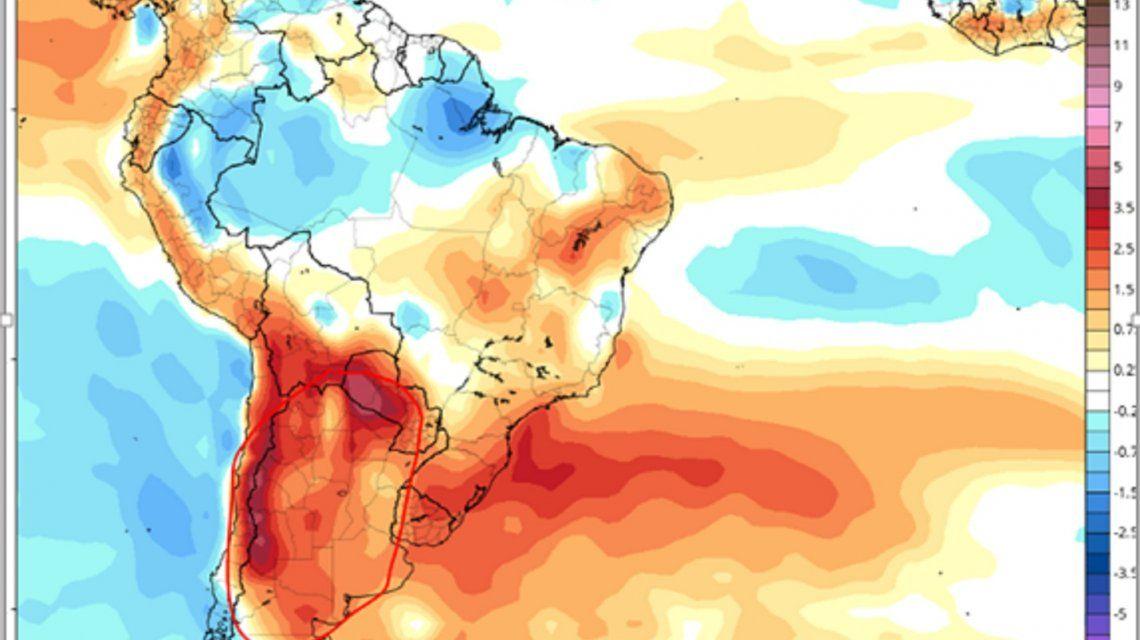 Pronóstico del tiempo hasta fin de enero: se viene una semana tropical en Buenos Aires