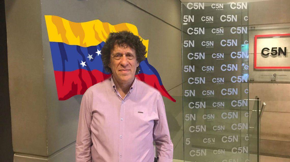 Pedro Brieger en C5N