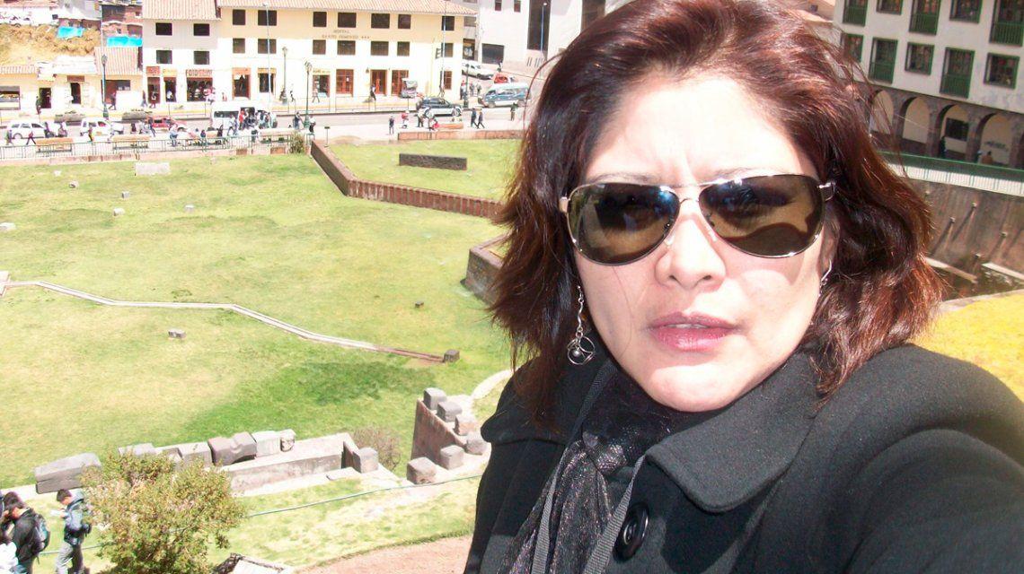 Gissella Solís Calle: encontraron un cuerpo en La Plata