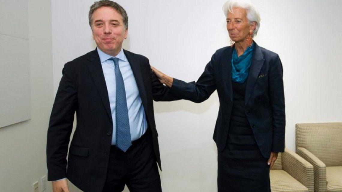 El Gobierno le pidió un waiver al FMI por no llegar con la información sobre las metas fiscales