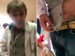 confirman que habia tomado cocaina el medico del video del escandalo en santa fe